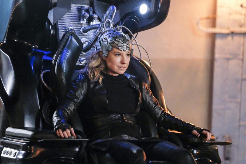 The Flash Thinker Becky Sharpe