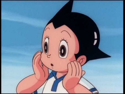Astro Boy in the 1980s