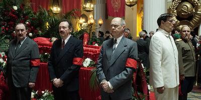 Armando Iannucci on 'Death of Stalin,' End of 'Veep' and Future of Satire