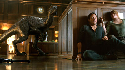 Everything We Know About New 'Jurassic World' Dinosaur the Indominus Rex
