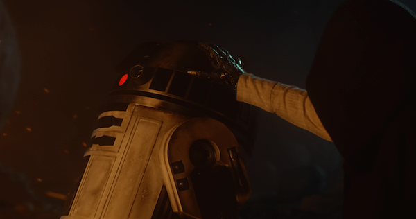 R2-D2 The Force Awakens