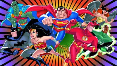 'Justice League Action' Cartoon Announced