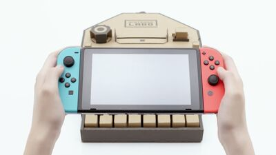 Nintendo Labo Is Weird And Bizarre And That's Exactly Why It Will Work