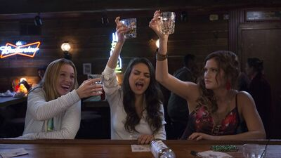 'Bad Moms' - New Green Band Trailer