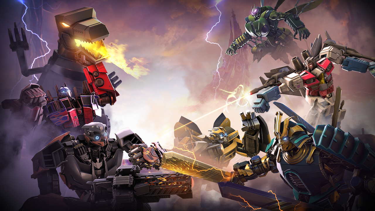 meet the bots of transformers forged to fight fandom