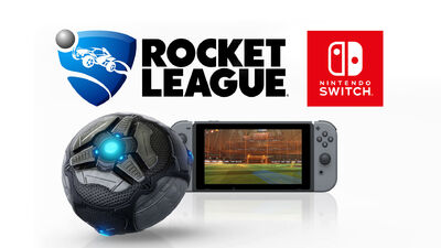 'Rocket League' on the Nintendo Switch: Our Impressions