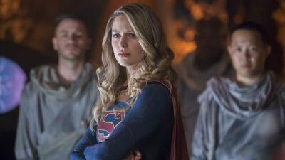 When Does 'Supergirl' Return in 2018?