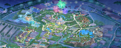 A Look at the Attractions of Shanghai Disneyland