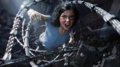'Alita: Battle Angel' and the Easter Egg Bounty in its Bonus Content