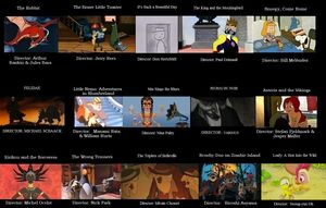 Serious animated films proposed additions some not serious