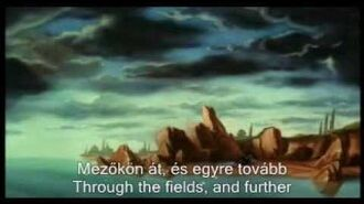 The Little Mermaid - Part of Your World Reprise - Hungarian(subs+trans)