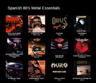 Spanish Early Metal Essentials