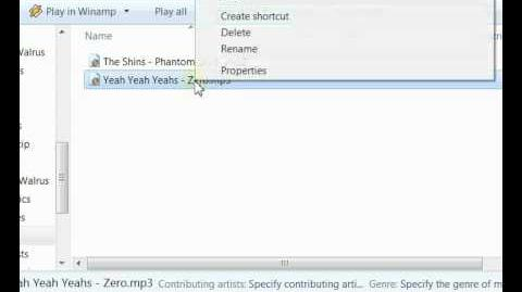 GrooveWalrus 0.08 - GrooveShark Last.fm Love