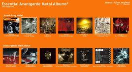 Mucoreavantgardemetal
