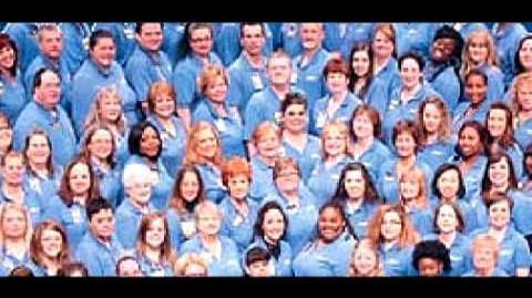 Walmart Associate Choir Drone