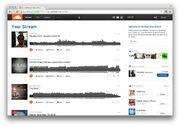 Soundcloud stream
