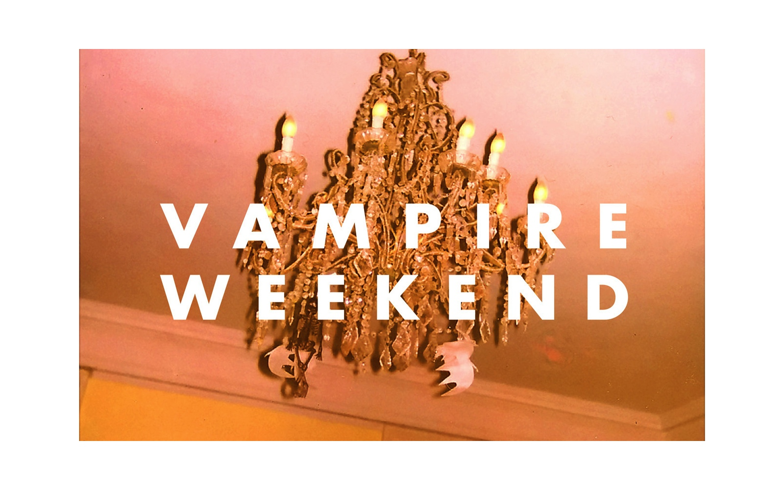 Vampire Weekend Font