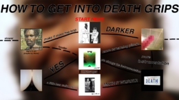 How to get into death grips