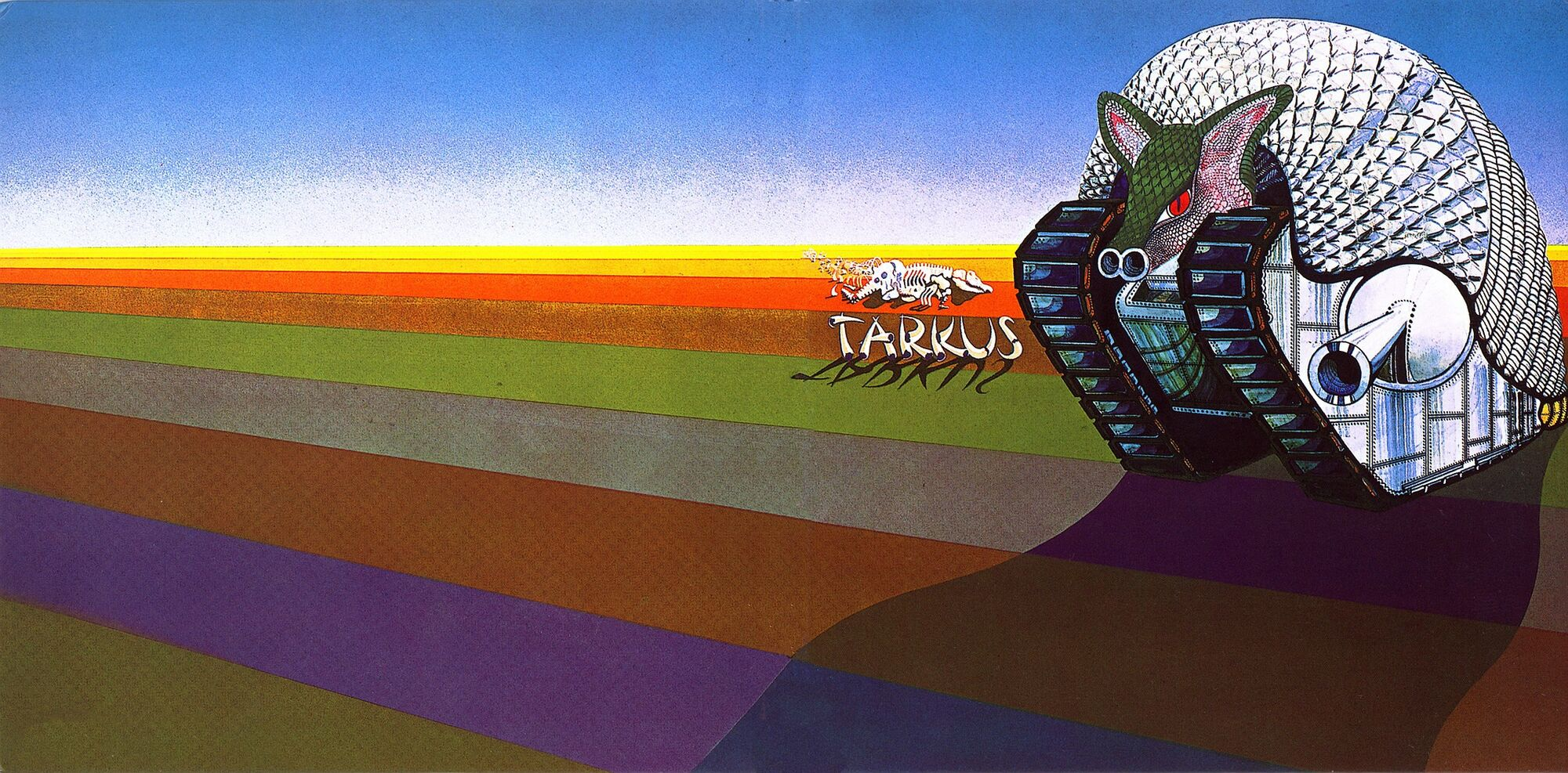 Image - Emerson Lake And Palmer Tarkus.jpg