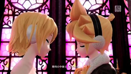 悪ノ召使 feat.鏡音リン&鏡音レン【HD】-screenshot (1)