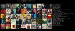 Essential 50s Albums