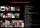 Essential dirge music