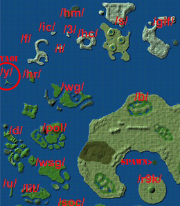 Y Location