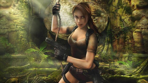 Tomb Raider 20th Anniversary Legend