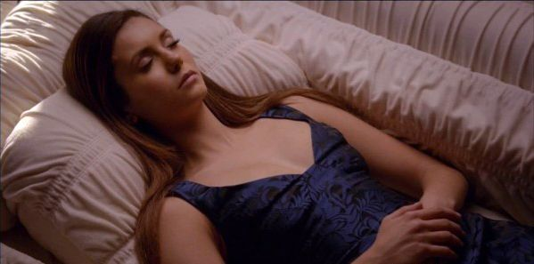 will Vampire Diaries final season see Elena again