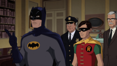 'Batman: Return of the Caped Crusaders' Clip