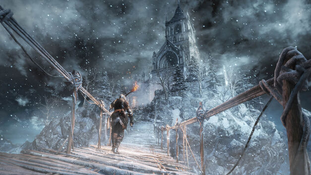 Dark-Souls-III-Ashes-of-Ariandel-Bridge