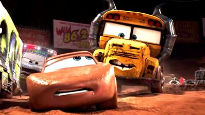 Pixar Producer Wants a 'Cars 3' Spin-Off About New Character Miss Fritter