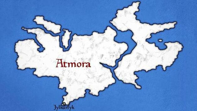 Atmora Elder Scrolls