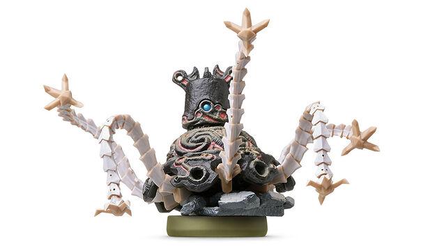 Breath of the Wild Guardian amiibo