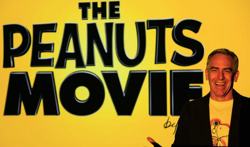 Steve Martino Peanuts Movie