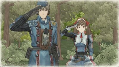 The Iconic Squadmates of 'Valkyria Chronicles Remastered'