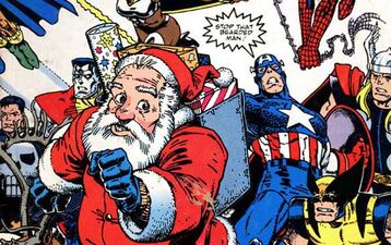 5 Marvel-ous Christmas Tales