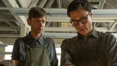 'The Man in the High Castle': DJ Qualls and Dan Percival Interview
