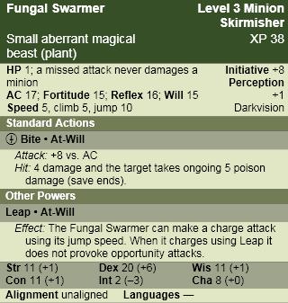 Fungal-Swarmer