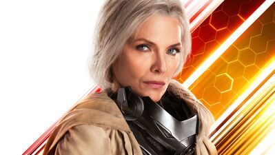 'Ant-Man and the Wasp': Why Janet van Dyne Is So Important to the MCU