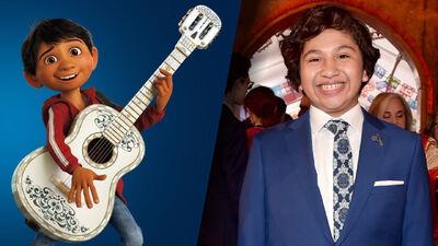 'Coco's Anthony Gonzalez Serenades Us With His Favorite Disney Classics