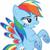Rainbow Dash M