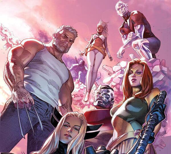 MMC29 - Extraordinary X-Men