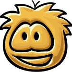 Little Golden Puffle