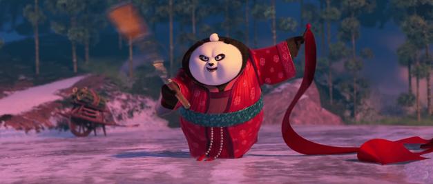 Kung Fu Panda 3 - Mei Mei