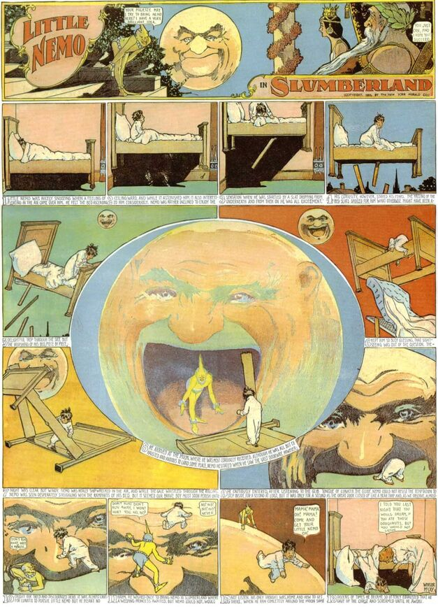 little nemo windsor mccay