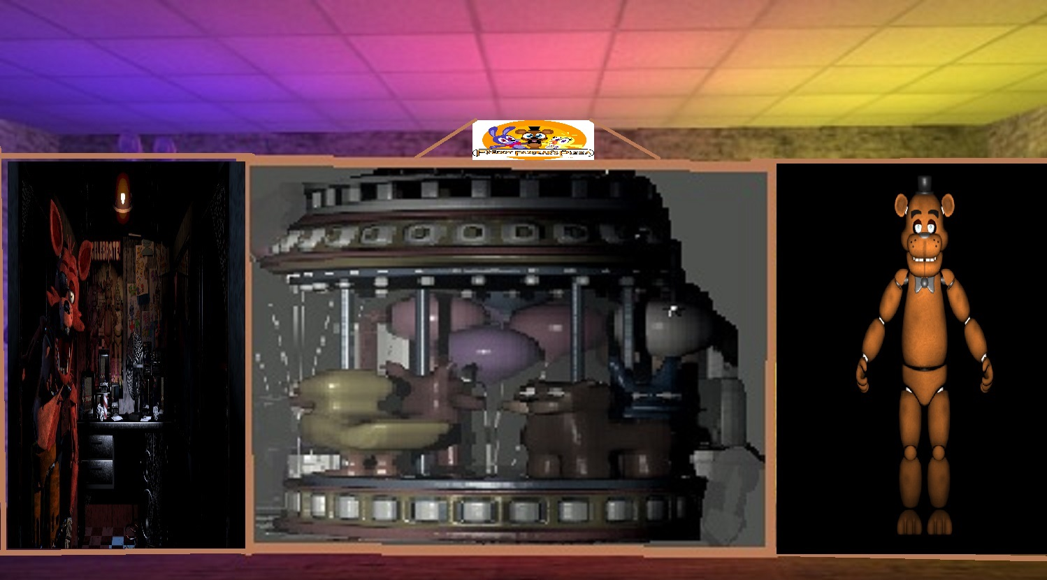 Unknown Abandoned Diner The Fnaf Fanon Wiki Fandom Powered By Wikia Johnny Five Tumblr Nb16gjchcz1tek46oo5 R1 500