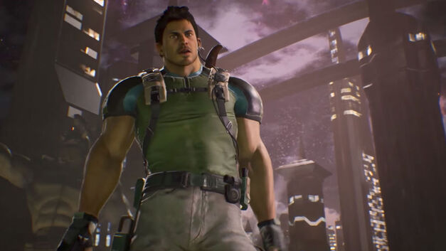 Chris Redfield – Marvel vs Capcom Infinite Roster