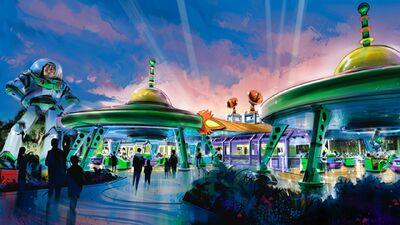 8 Ways Walt Disney World's Toy Story Land Expands on the Pixar Franchise