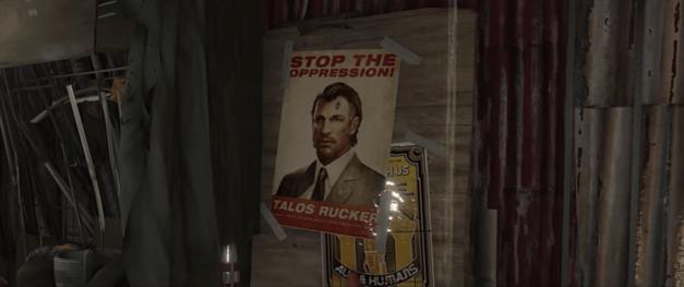 Deus Ex Mankind Divided 101 ARC